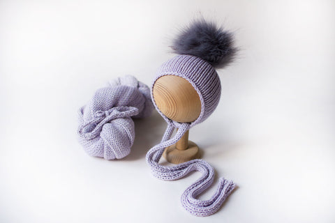 IN STOCK :: Stonewashed set in LAVENDER
