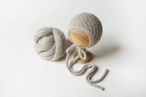 Latte Knit SET