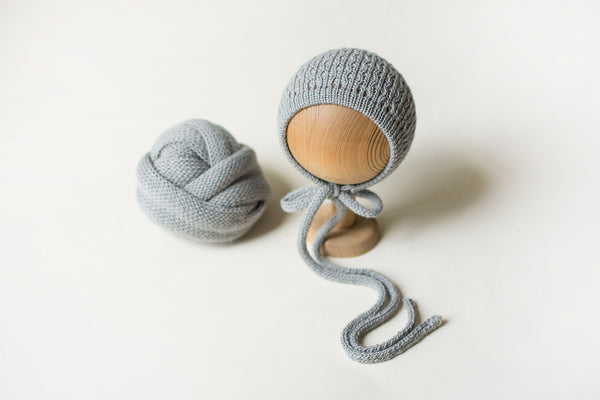 Spring Knit Collection :: Cloud Grey
