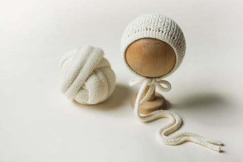 Spring Knit Collection :: Natural Cream
