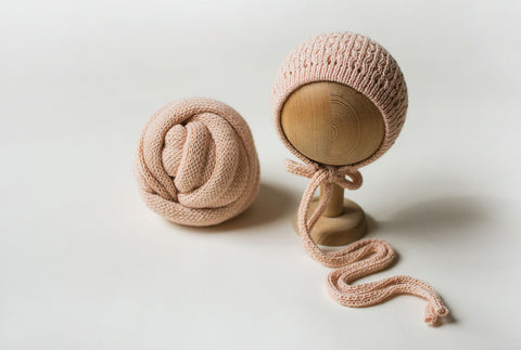 Spring Knit Collection :: Peach