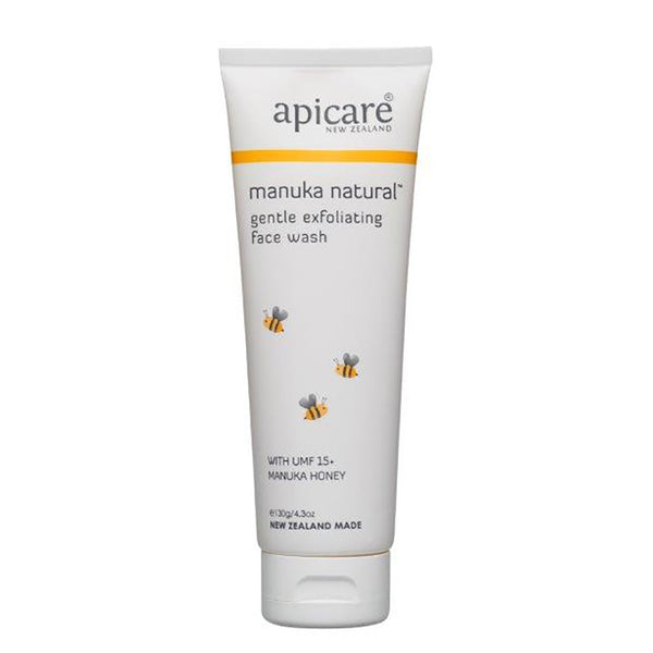 Manuka Natural Exfoliating Face Wash <br>