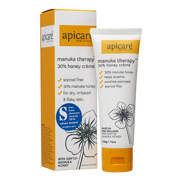 Manuka Therapy 30% Honey Crème <br>