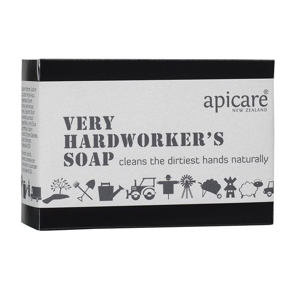 Very Hardworkers Soap<br>