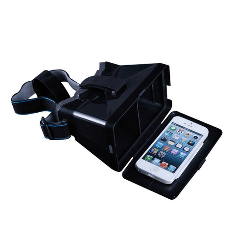 Universal 3D VR Box Virtual Reality Glass Video google cardboard Game For Adriod IOS Phone - www. efair .lk