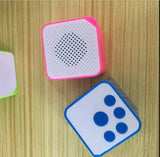 Mini MP3 Player with Speaker - www. efair .lk