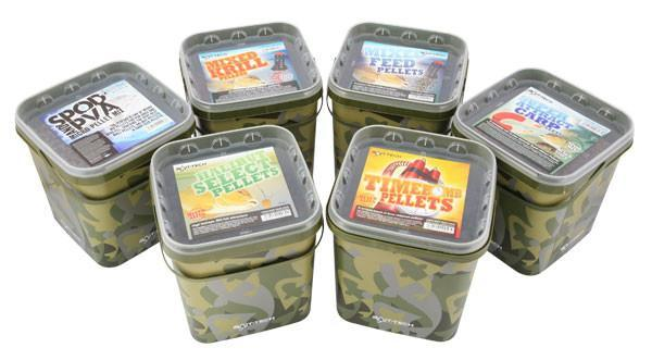 Bait Tech - Bait Buckets Range-Bait Tech-Brodies Angling & Outdoors
