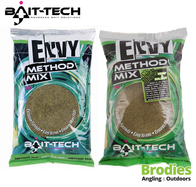 Bait Tech Envy Method Mix 2kg-Willy Worms-Brodies Angling & Outdoors