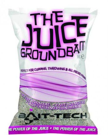 Bait Tech 'The Juice' Groundbait 1kg-Bait Tech-Brodies Angling & Outdoors