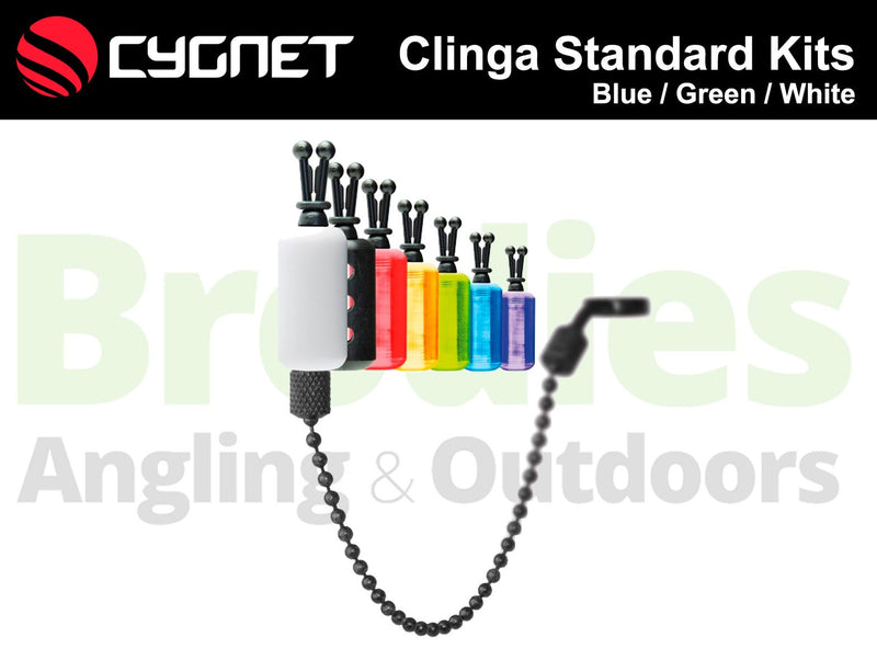 Cygnet Clinga Standard Kits-Trakker-Brodies Angling & Outdoors
