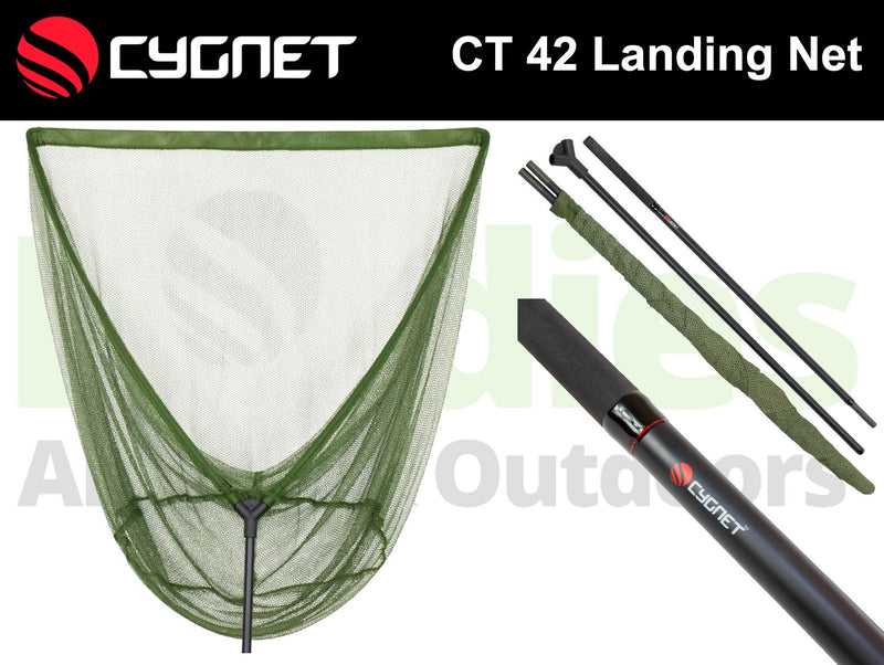 Cygnet CT 42 Landing Net-Cygnet-Brodies Angling & Outdoors