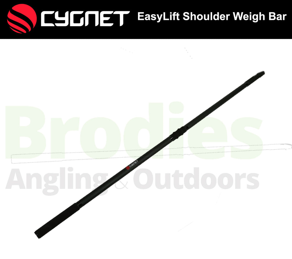 Cygnet EasyLift Shoulder Weigh Bar-Cygnet-Brodies Angling & Outdoors