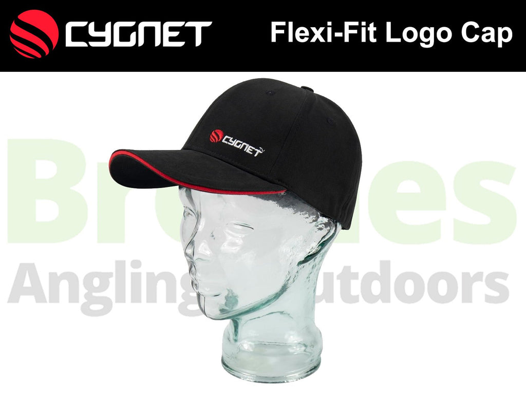 Cygnet Flexi-Fit Logo Cap-Cygnet-Brodies Angling & Outdoors