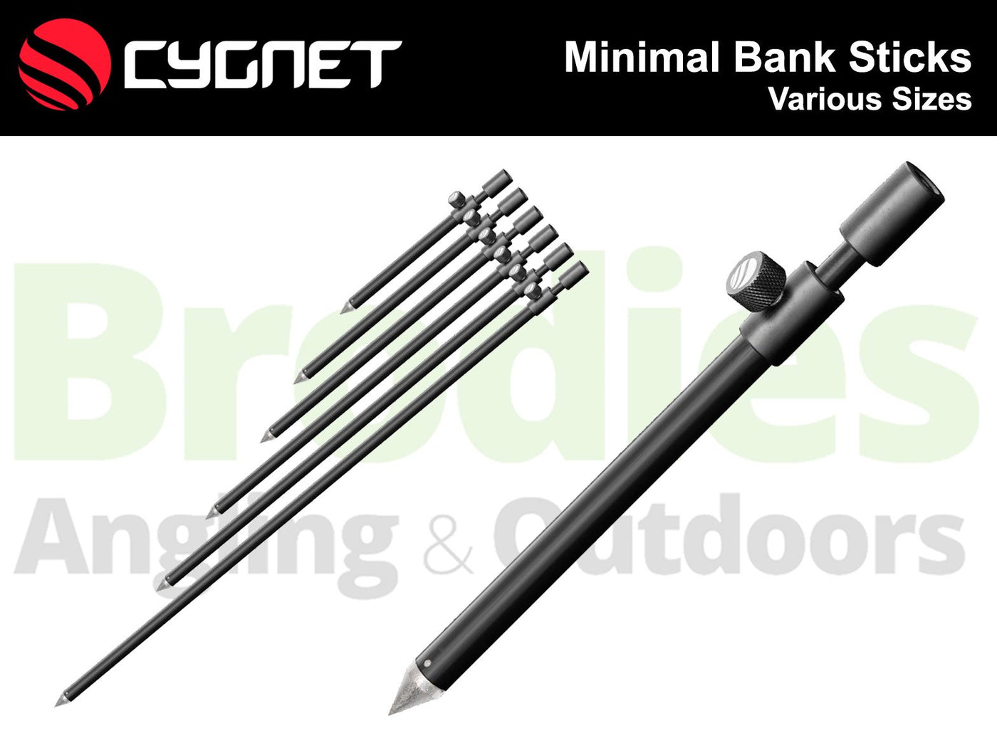 Cygnet NEW Banksticks /& Buzz Bars All Options