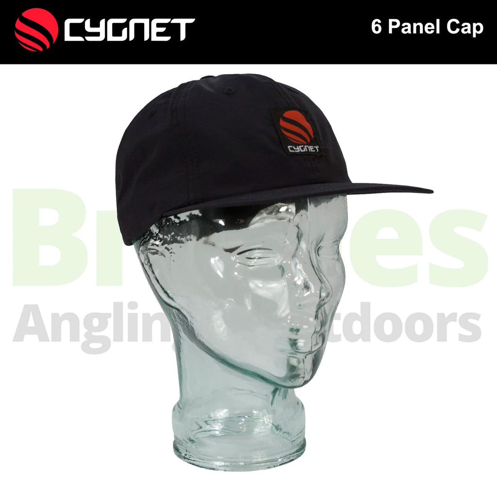 Cygnet Six-Panel Cap-Cygnet-Brodies Angling & Outdoors