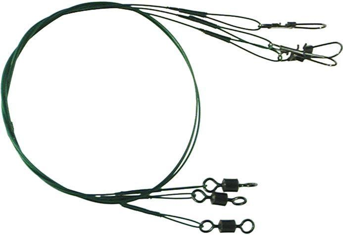 Dennett 12'' Wire Leader Traces-Dennett-Brodies Angling & Outdoors
