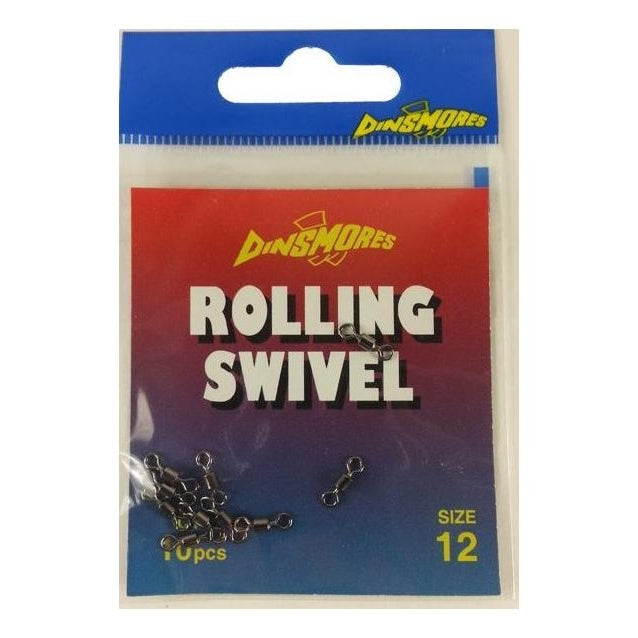 Dinsmores Rolling Swivels-Dinsmores-Brodies Angling & Outdoors