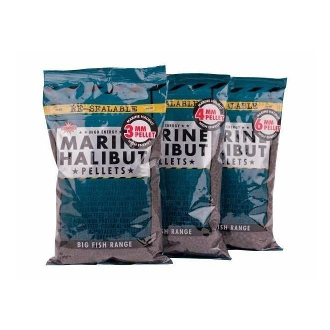 Dynamite Marine Halibut Pellets-Dynamite-Brodies Angling & Outdoors