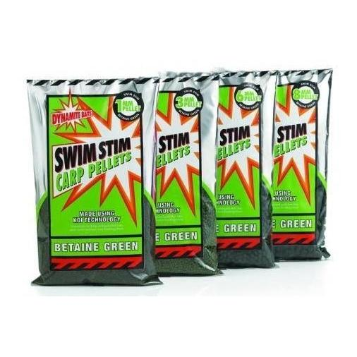 Dynamite Swim Stim Carp Pellets-Dynamite-Brodies Angling & Outdoors