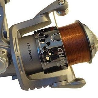 FishZone - Chrome AF40 Reel-FishZone-Brodies Angling & Outdoors