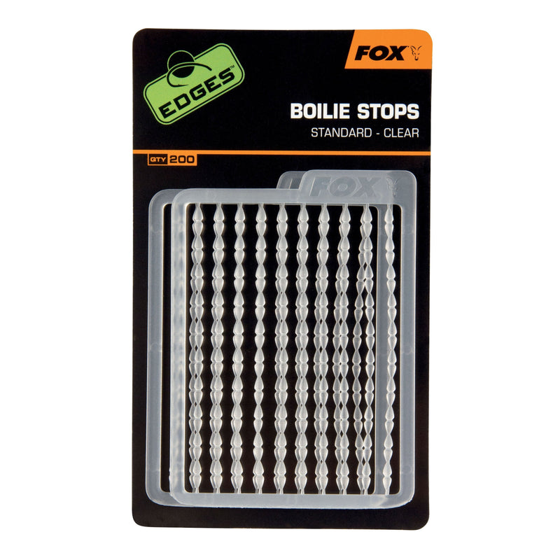 Fox Edges Boilie Stops-Fox-Brodies Angling & Outdoors