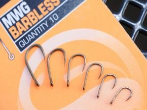 Guru MWG Barbed Hooks-Guru-Brodies Angling & Outdoors