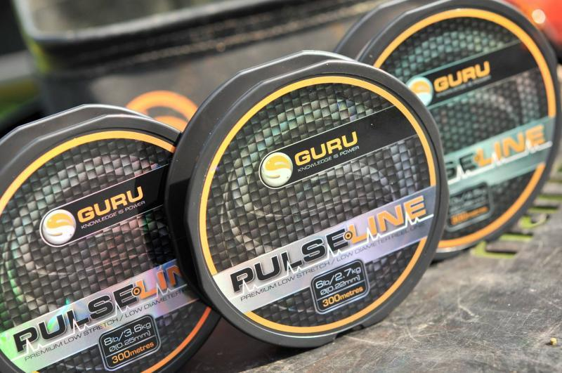 Guru Pulse Line 300m-Guru-Brodies Angling & Outdoors