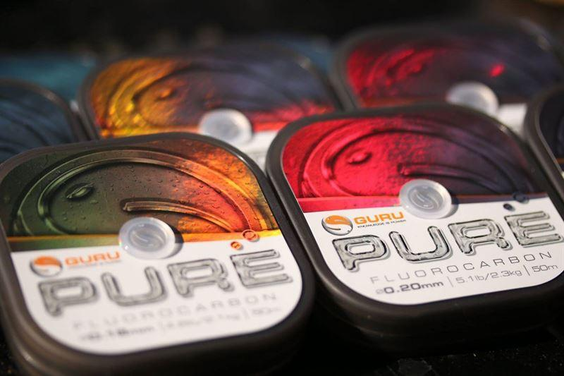 Guru PURE Fluorocarbon-Guru-Brodies Angling & Outdoors