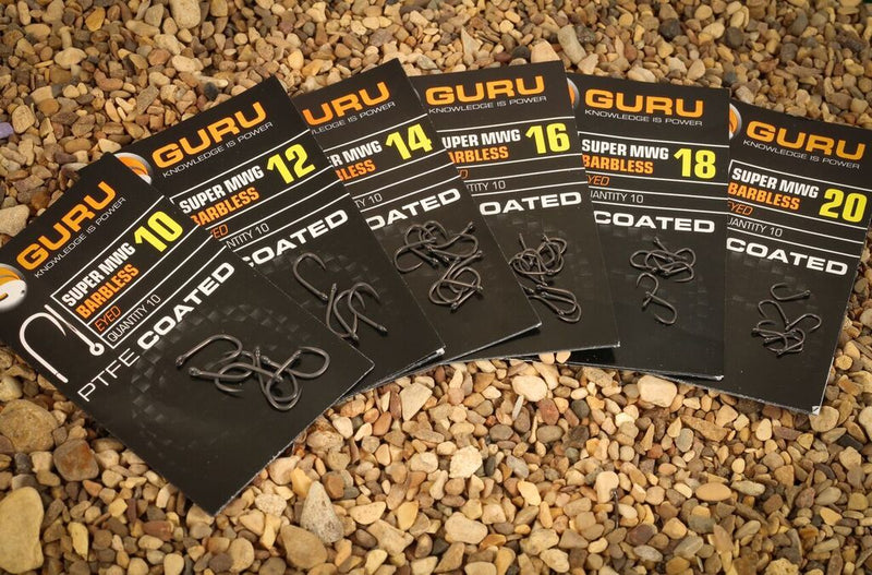 Guru Super MWG Hooks-Guru-Brodies Angling & Outdoors