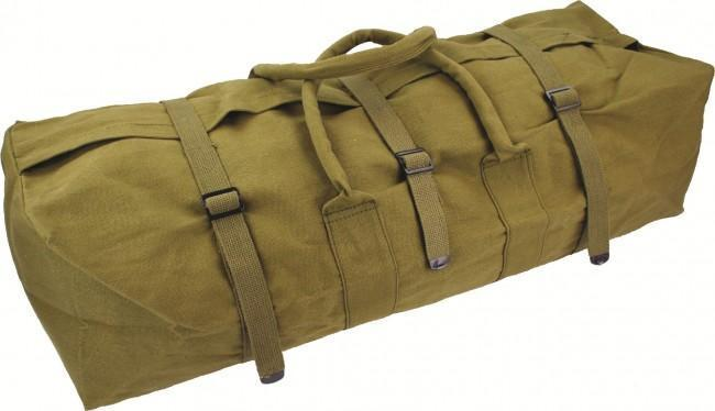 Heavyweight Heavyweight Military Tool Bag-Highlander-Brodies Angling & Outdoors
