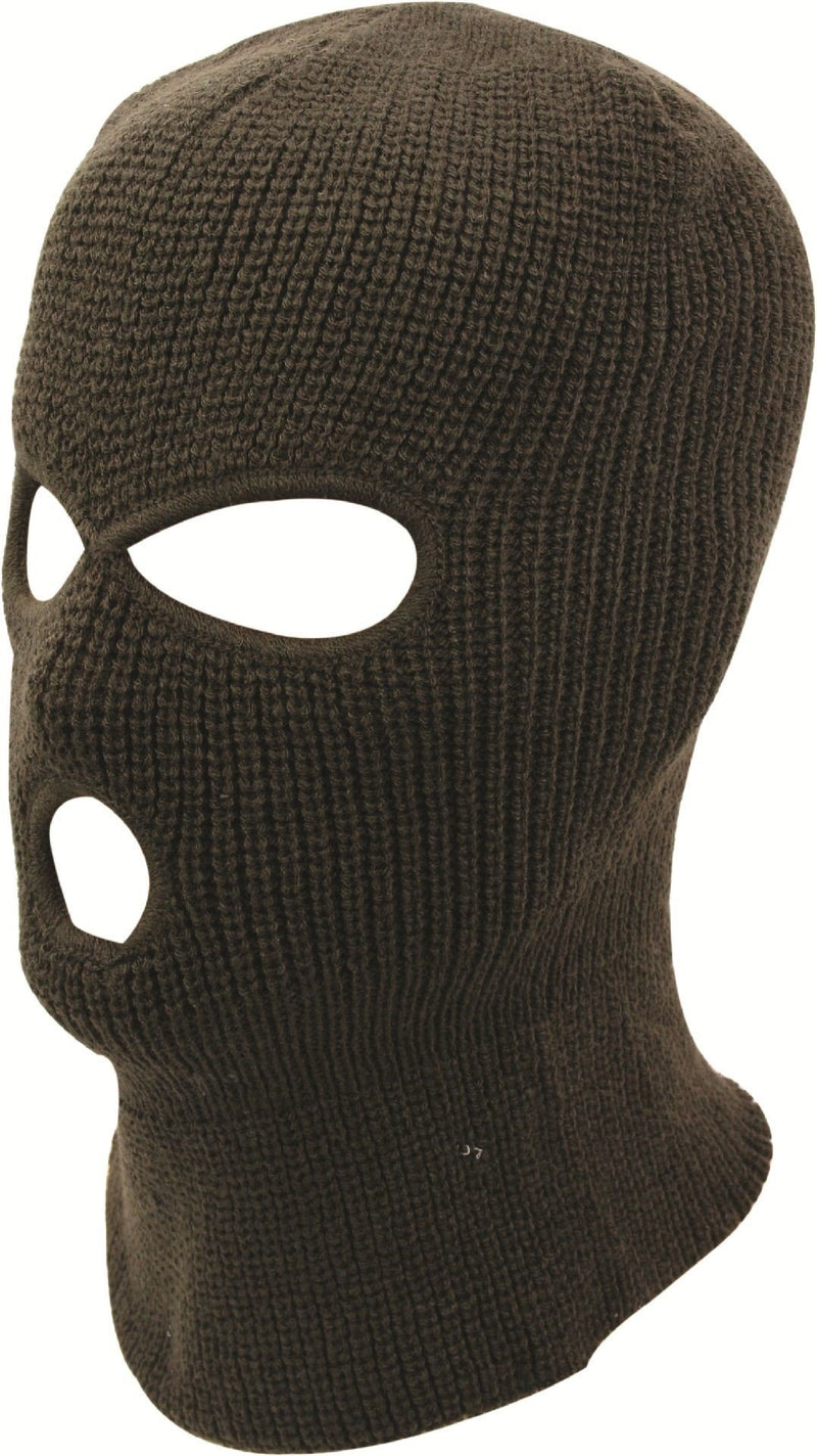 Highlander 3 Hole Military Balaclava-Highlander-Brodies Angling & Outdoors