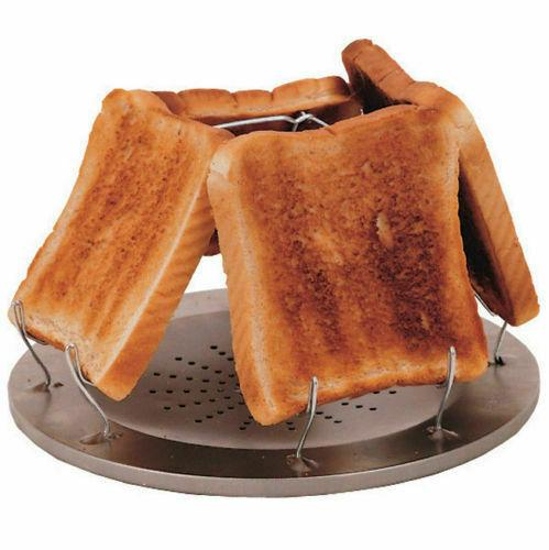 Highlander 4 Slice Toaster-Highlander-Brodies Angling & Outdoors
