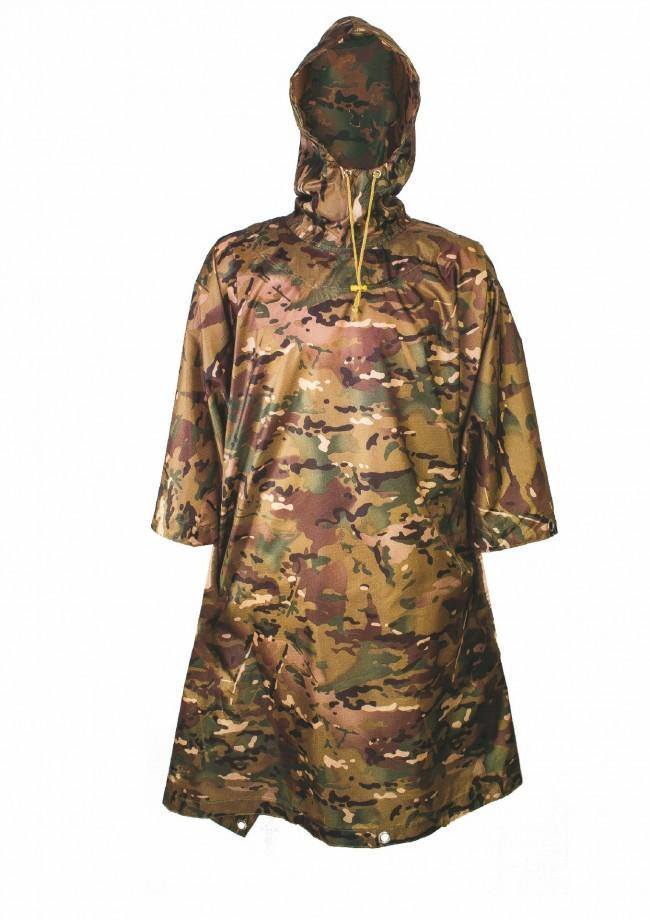 Highlander 'Adventure' Hooded Poncho-Highlander-Brodies Angling & Outdoors