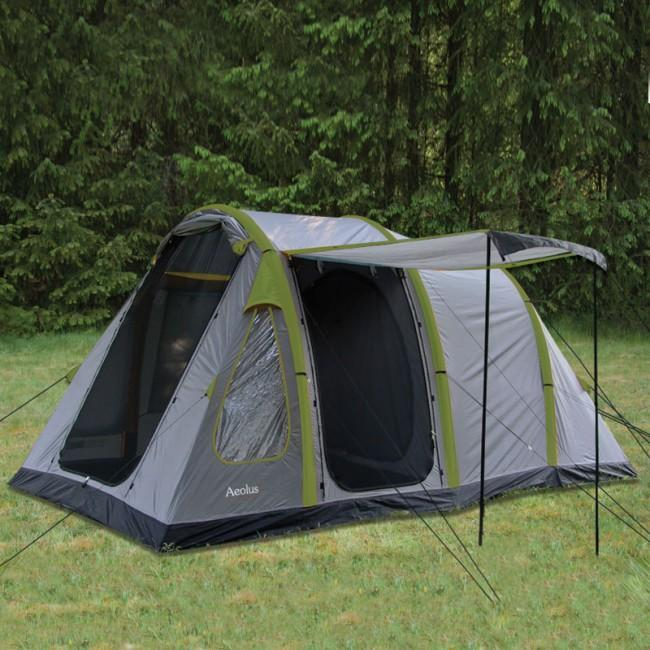 Highlander 'Aeolus' Inflatable Airpole Tech Tent (2 or 4 person)-Highlander-Brodies Angling & Outdoors