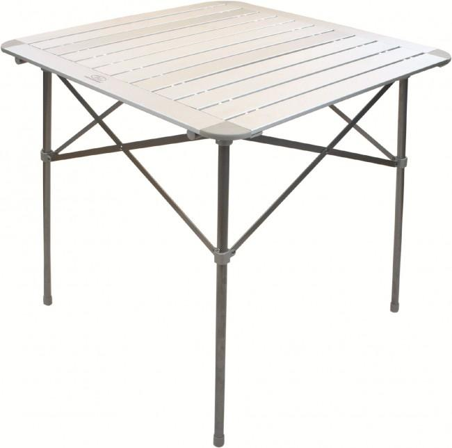 Highlander Alu Slat Folding Table-Highlander-Brodies Angling & Outdoors