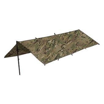 Highlander 'Basha' Survival Sleeping Shelter (HMTC or Olive)-Highlander-Brodies Angling & Outdoors