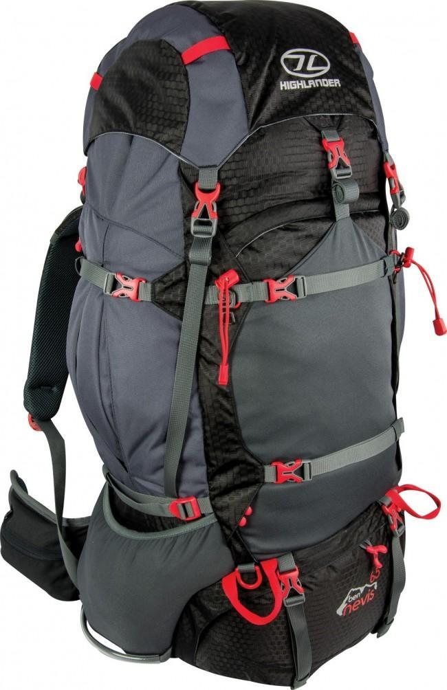 Highlander 'Ben Nevis' 65L/85L Rucksack-Highlander-Brodies Angling & Outdoors