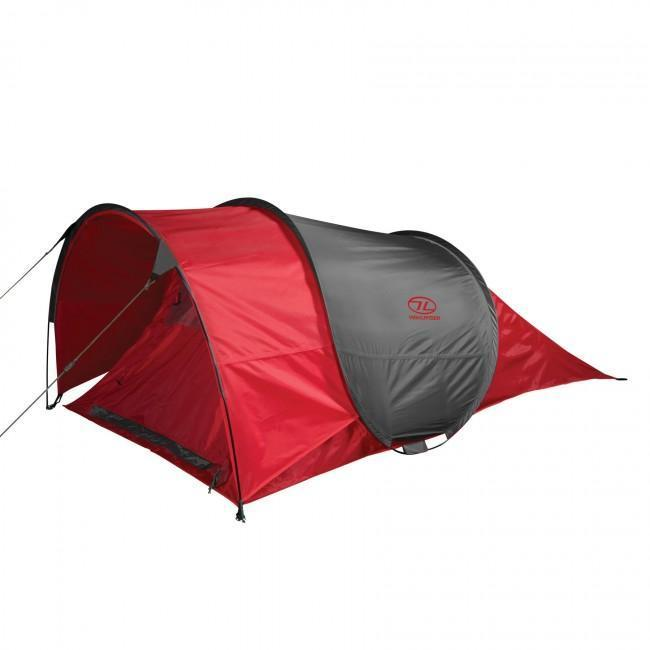 Highlander 'Bracken' 2 or 'Heather' 3 Person Pop-Up Tent-Highlander-Brodies Angling & Outdoors