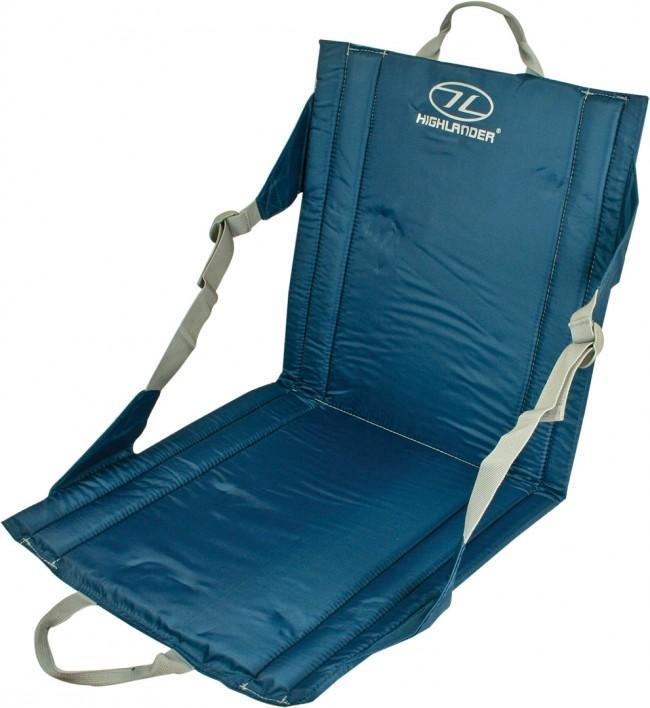 Highlander Camping & Outdoor Folding Seat-Highlander-Brodies Angling & Outdoors