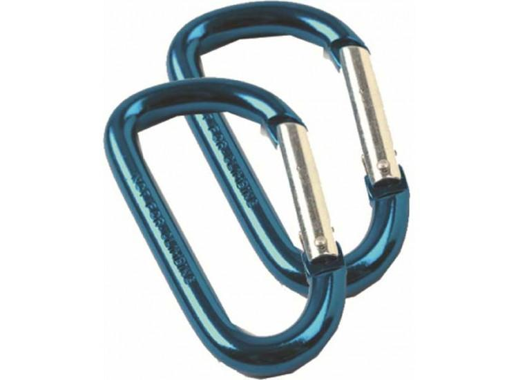 Highlander Carabiner Accessory Link-Highlander-Brodies Angling & Outdoors
