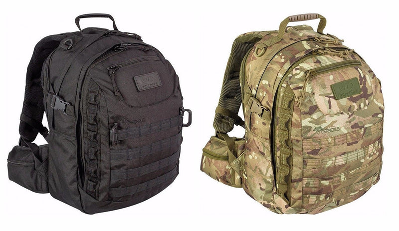 Highlander 'Cerberus' 30L Tactical Backpack/Rucksack (MOLLE)-Highlander-Brodies Angling & Outdoors