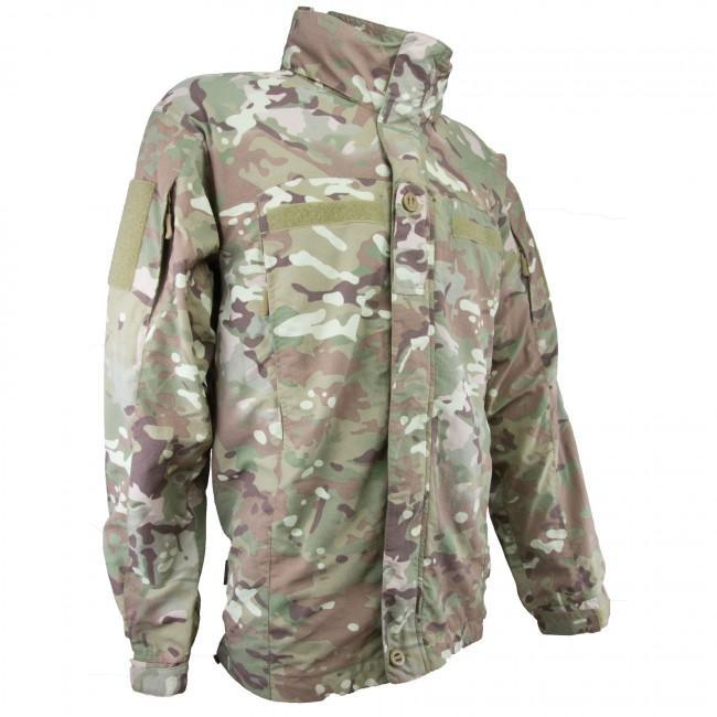 Highlander 'Commando' Soft Shell Military Jacket-Highlander-Brodies Angling & Outdoors