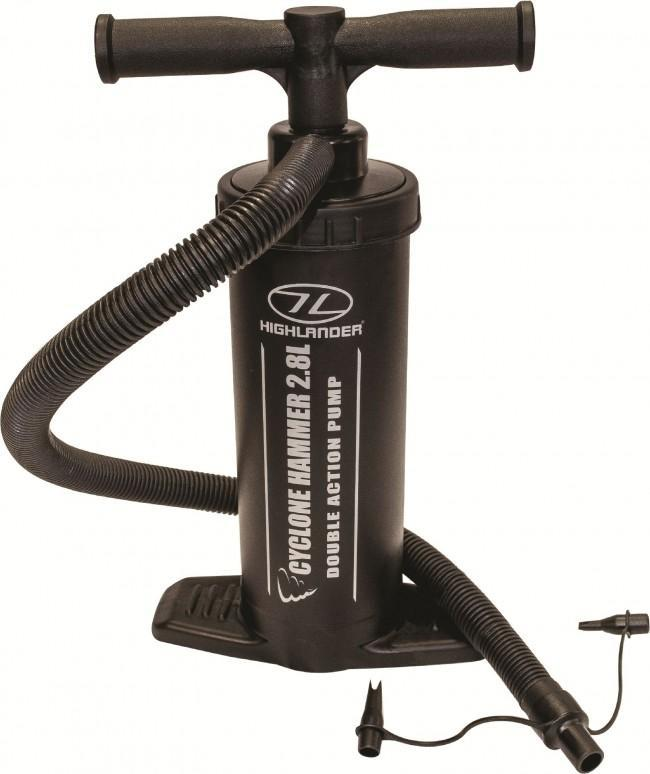 Highlander 'Cyclone' 2.8 Litre Hammer Pump-Highlander-Brodies Angling & Outdoors