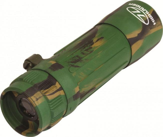 Highlander 'Dales' Military Monocular-Highlander-Brodies Angling & Outdoors