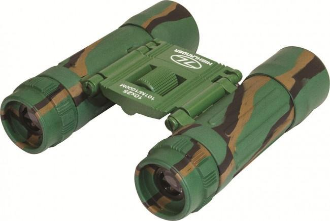 Highlander 'Dartmoor' Military Binoculars-Highlander-Brodies Angling & Outdoors