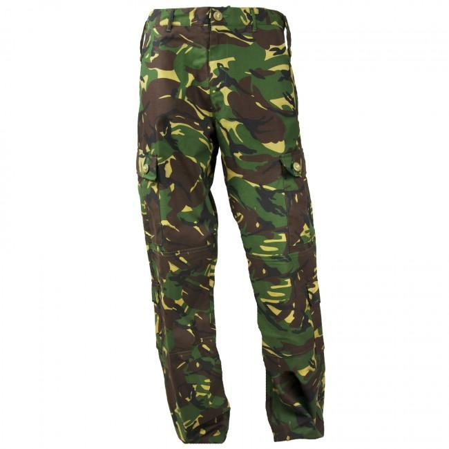 Highlander 'Elite' Camo Trousers-Highlander-Brodies Angling & Outdoors