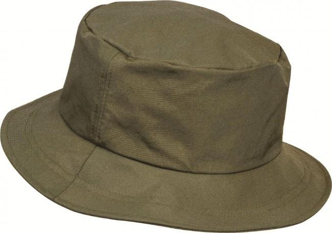 Highlander Foldaway Bush Hat (Olive)-Highlander-Brodies Angling & Outdoors