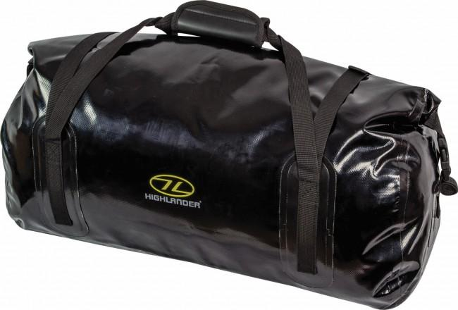 Highlander 'Mallaig' Roll Top Duffle Bag.-Highlander-Brodies Angling & Outdoors