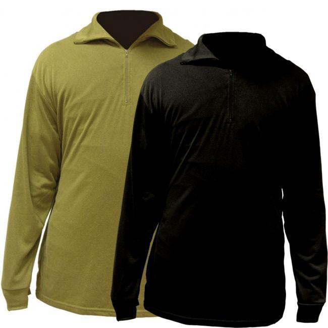 Highlander 'Norwegian' Fleece Lined Shirts-Highlander-Brodies Angling & Outdoors