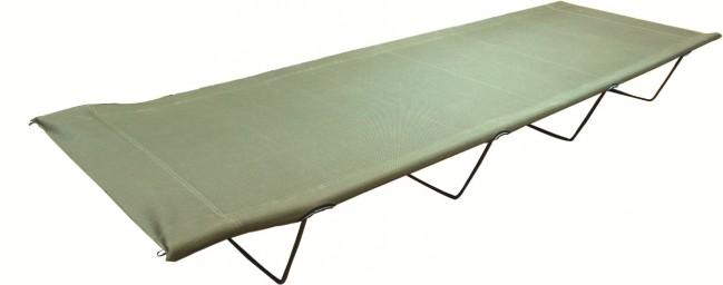 Highlander Olive Camp Bed-Highlander-Brodies Angling & Outdoors